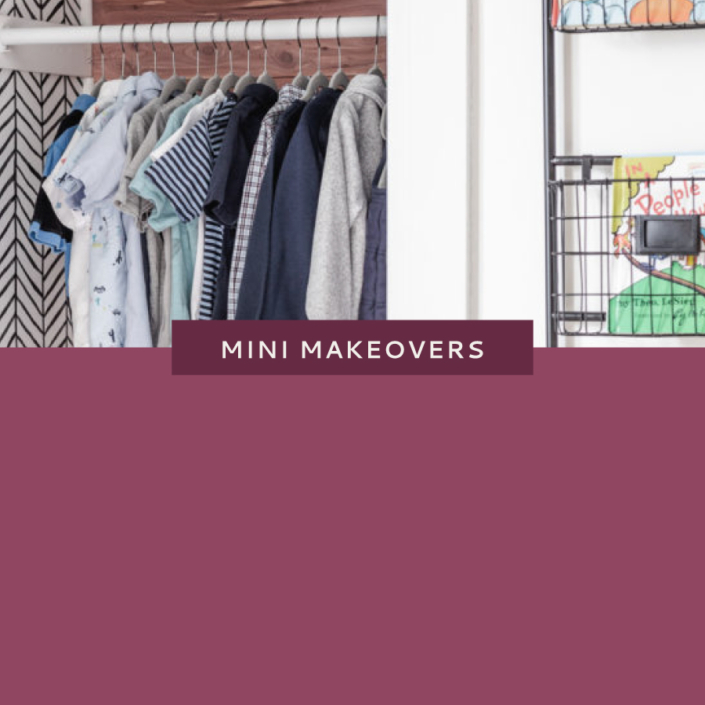 Turn Your Smallest Closet Into Your Favorite